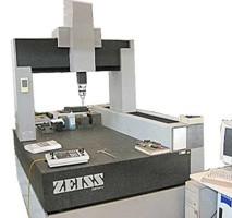 Souřadnicového měřícího přístroje ZEISS UMM 850
